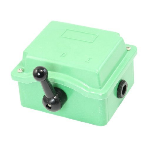 Water & Wood Ac 380V 30A Qs5-30A Manual Forward Reversing Cam Starter Changeover Switch