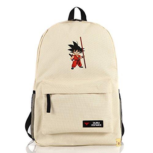 Anime Dragon Ball Shoulder Bag Unisex Backpack Shoulder Backpack Son Goku