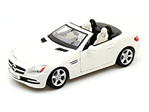 Newray City Cruiser Mercedes Benz SLK 1:32 Scale Diecast Model Car