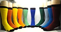 All Season Full Cushion Boot Socks (2 Pairs) in Forest Green
