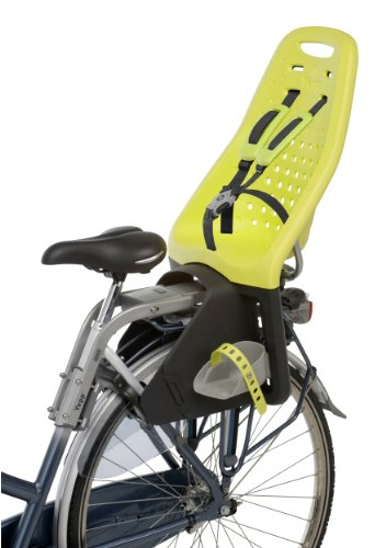 Yepp Maxi Bicycle Child Seat, Lime