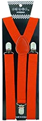 JTC Belt Great Quality Unisex Suspenders - Many Colors & Styles Available