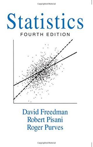 Statistics, 4th Edition