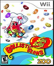 New Zoo Games Jelly Belly Ballistic Beans Nintendo Wii Extensive Single & Multiplayer Options (Jelly Belly Wii compare prices)