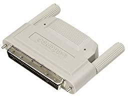 Adaptec Ack-68P-50P 2In SCSI Converter HD68M/HD50F Wide To Narrow