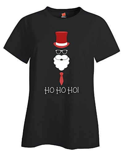 Hohoho Great Santa Costume Great Gift For Christmas - Ladies T Shirt
