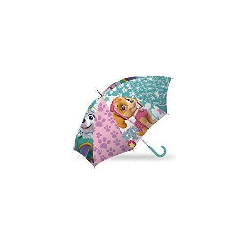 kids-paw-patrol-skye-paraguas-clasico-66-cm-verde