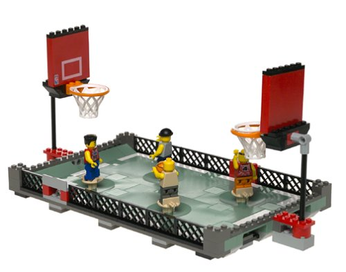 LEGO Sports - Streetball 2 vs 2 Set 3431