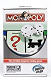 Parker Games to Go - Travel Monopoly - The Portable Propery Trading Game