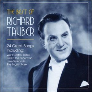 The Very Best Of Richard Tauber by EMI