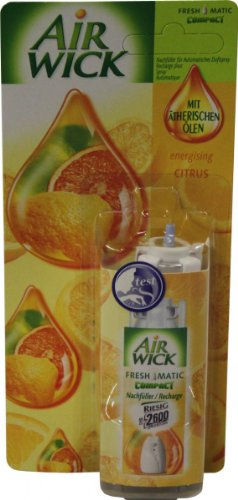 Airwick Fresh Matic Mini Citrus Nachfüllpack