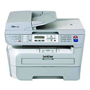 41RV6ddNlIL. SL500 AA300  Brother MFC 7340 Laser All In One Printer/Scanner/Copier   $130 + Free Shipping