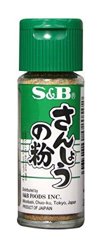 S&B Sansho Szechuan Peppers, 0.42-Ounce (Szechuan Salt compare prices)