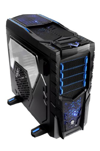 Thermaltake CHASER MK-1 ATX Build-in HDD/SSD Hot Swap Color shift LED Fan Full Tower Gaming PC Computer Case