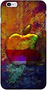 Doyen Creations Printed Back Cover For Apple Iphone 5S