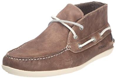 Sebago Triggs Chukka, Chaussures montantes homme - Marron (Marron), 41 EU (7.5)