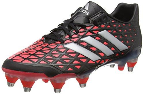 adidas Uomo Adipower Kakari Sg Scarpa da rugby nero Size: 42 2/3
