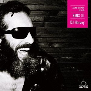 DJ Harvey - Mix Freaks [Japan CD] PCD-24276