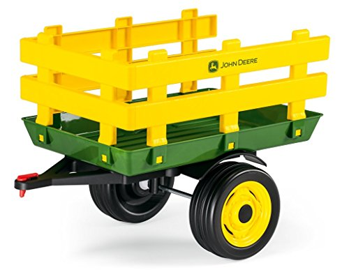 Peg Perego Deere Stakeside Trailer