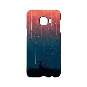 BLUEDIO Designer Printed Back case cover for Samsung Galaxy C7 - G3745