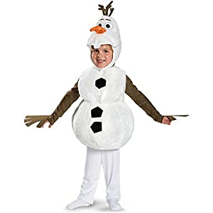 Frozen: Olaf Snowman Toddler Costume - 12-18 Months