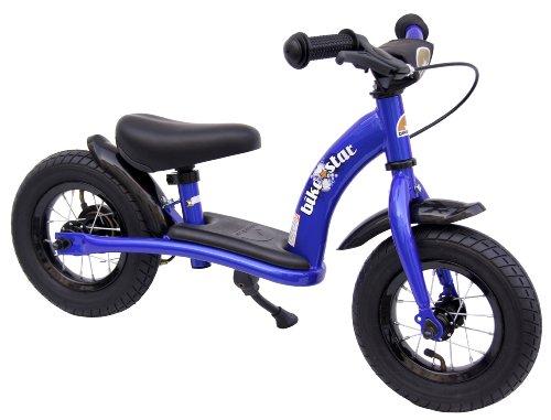 inguishe bike star 10 pouces v lo draisienne pour enfants classic bleu. Black Bedroom Furniture Sets. Home Design Ideas