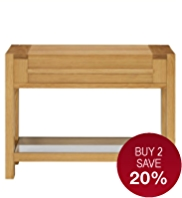 Sonoma Light Console Table