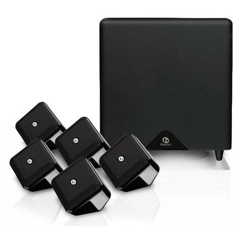 BOSTON ACOUSTICS SOUNDWARE XS SE 5.1 Speaker Package High Gloss Black