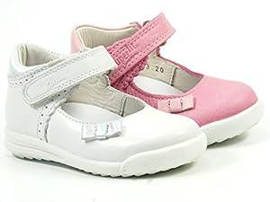 Superfit AVRILE MINI - Zapatos primeros pasos de cuero para niña marca Superfit
