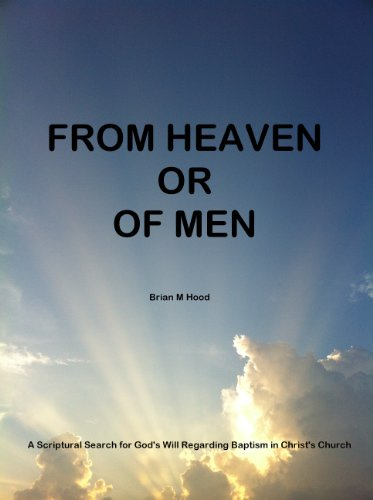 From Heaven or Of Men PDF