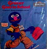 Grover Goes to School - 24-Page Read Along Book & Recording