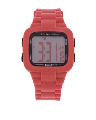 Sector Reloj Street Fashion Rojo