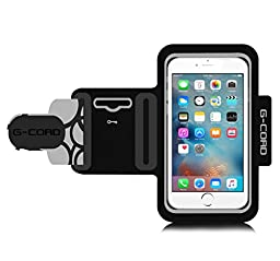 G-Cord Sport Armband for iPhone 6 6s SE 5 5s and More
