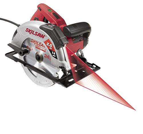 NEW-SKIL-5680-01-Compact-Corded-7-14-Inch-14Amp-25-Hp-Laser-Circular-Saw-wBlade