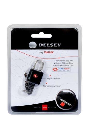 Delsey , Lucchetto per valigie  nero