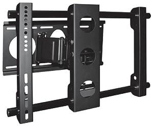 Cabstone LCD Plasma TV Wandhalter EASYSCOPE L (58-94 cm, VESA maximum 400x200) schwarz