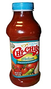 Chi-chis Thick Chunky Medium Fiesta Salsa - 64 Oz by CHI-CHI'S