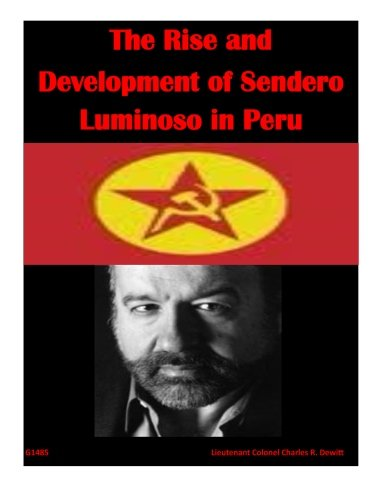 The Rise and Development of Sendero Luminoso in Peru sulaiman olayinka opafola crisis of development in africa