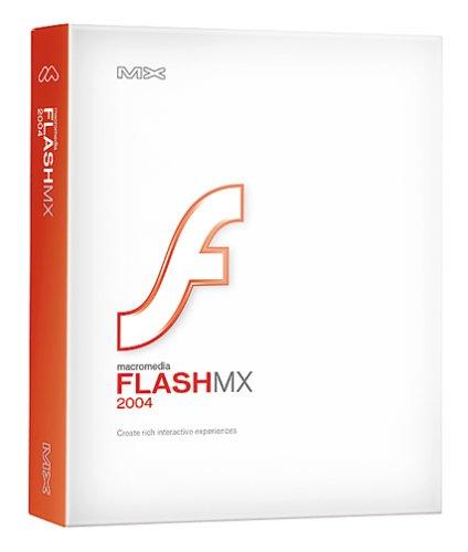 Macromedia Flash MX 2004 OLD VERSIONB0000CAVVI