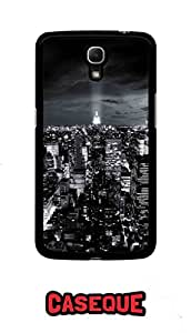 Caseque NYC Back Shell Case Cover For Samsung Galaxy Mega 6.3