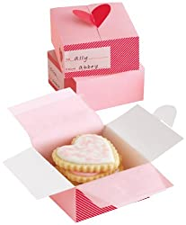 Martha Stewart Crafts Valentines Day Heart Treat Box