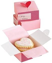 Martha Stewart Crafts Valentines Day Heart Treat Box