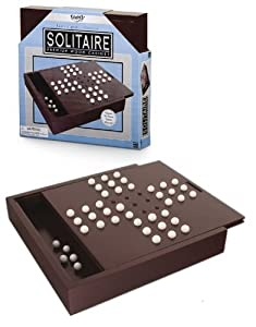 Solitaire Premium Wood Box