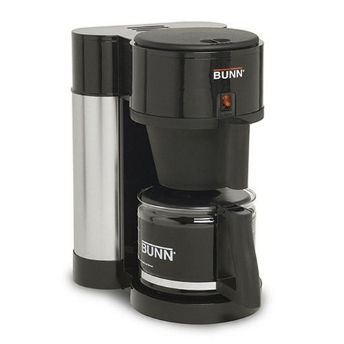 Bunn NHB Professional Home Brewer, Black