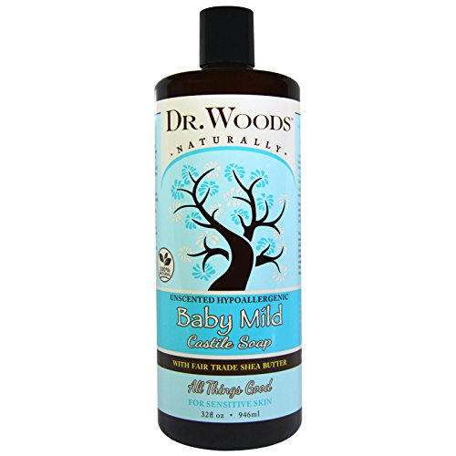 dr-woods-baby-mild-castile-soap-with-fair-trade-shea-butter-unscented-32-fl-oz-946-ml-2pc