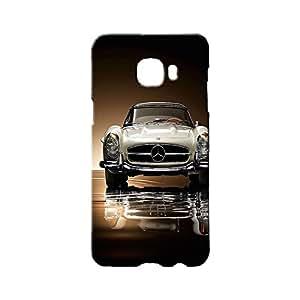 BLUEDIO Designer Printed Back case cover for Samsung Galaxy C7 - G0224