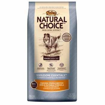 Natural Choice Seniorchkn/Brn Rice/Oatmeal 5 Lb.