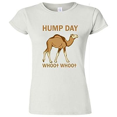 HUMP DAY whoo whoo Women's Junior T-Shirt
