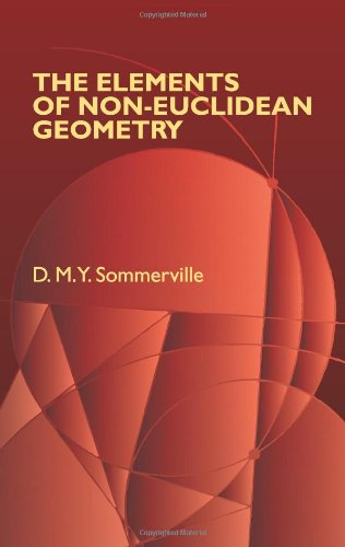The Elements of Non-Euclidean Geometry