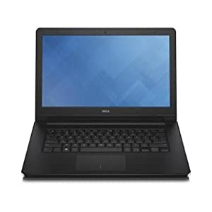 Dell Inspiron I3452-600BLK 14-Inch Laptop (Intel Celeron N3050 Processor,  2GB Memory, 32GB eMMC flash memory, Windows 10)